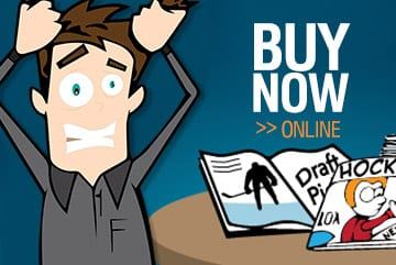 Buy NHL Hockey Pool Cheat Sheet Online