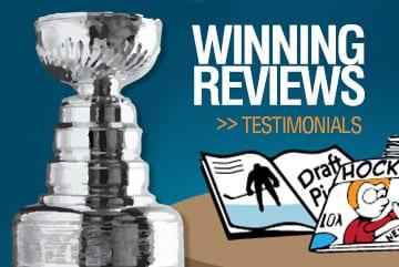 Hockey Pool Cheat Sheet Reviews